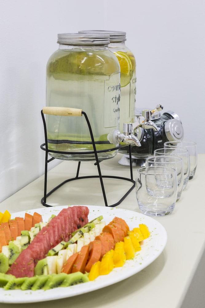 인터시티 이비라푸에라(Intercity Ibirapuera) Hotel Image 49 - Food and Drink