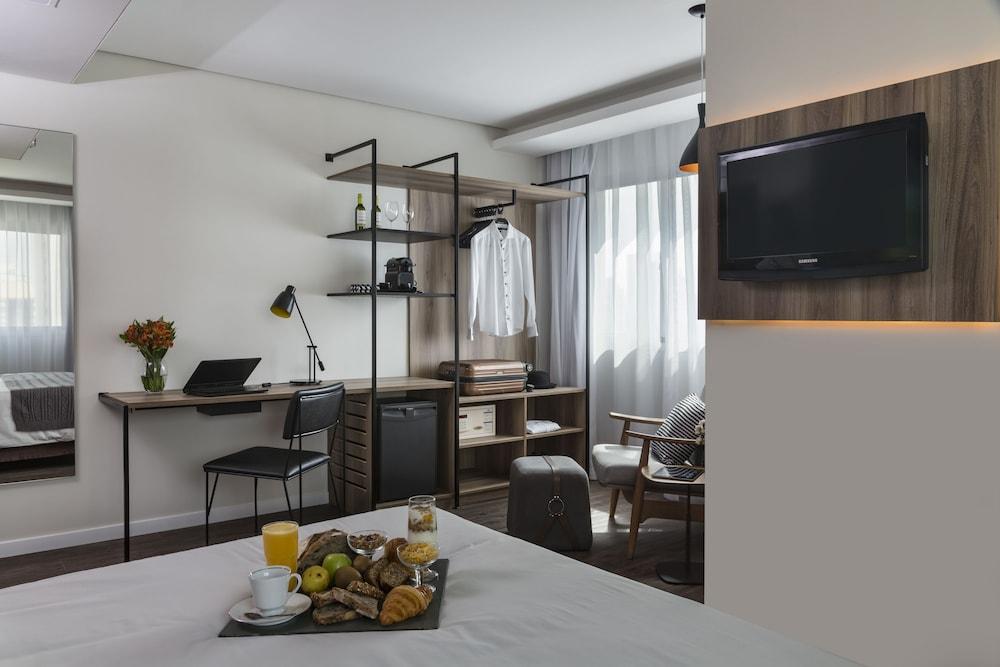 인터시티 이비라푸에라(Intercity Ibirapuera) Hotel Image 9 - Guestroom