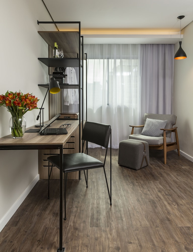 인터시티 이비라푸에라(Intercity Ibirapuera) Hotel Image 10 - Guestroom