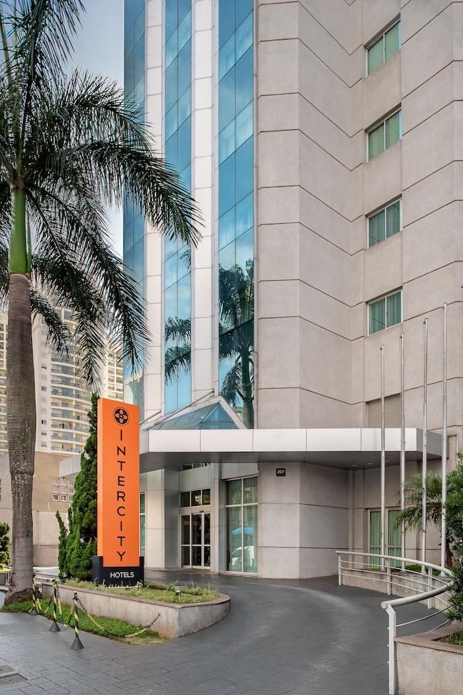 인터시티 이비라푸에라(Intercity Ibirapuera) Hotel Image 71 - Hotel Front