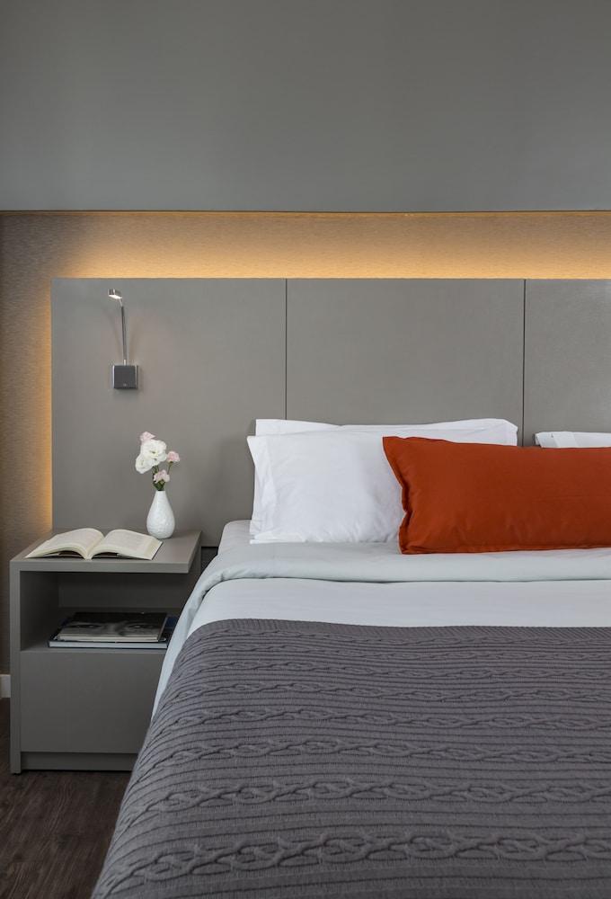 인터시티 이비라푸에라(Intercity Ibirapuera) Hotel Image 12 - Guestroom