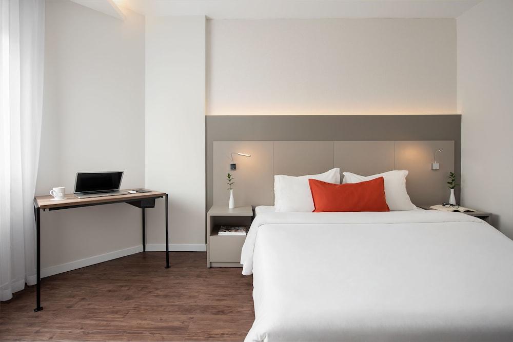 인터시티 이비라푸에라(Intercity Ibirapuera) Hotel Image 27 - Guestroom