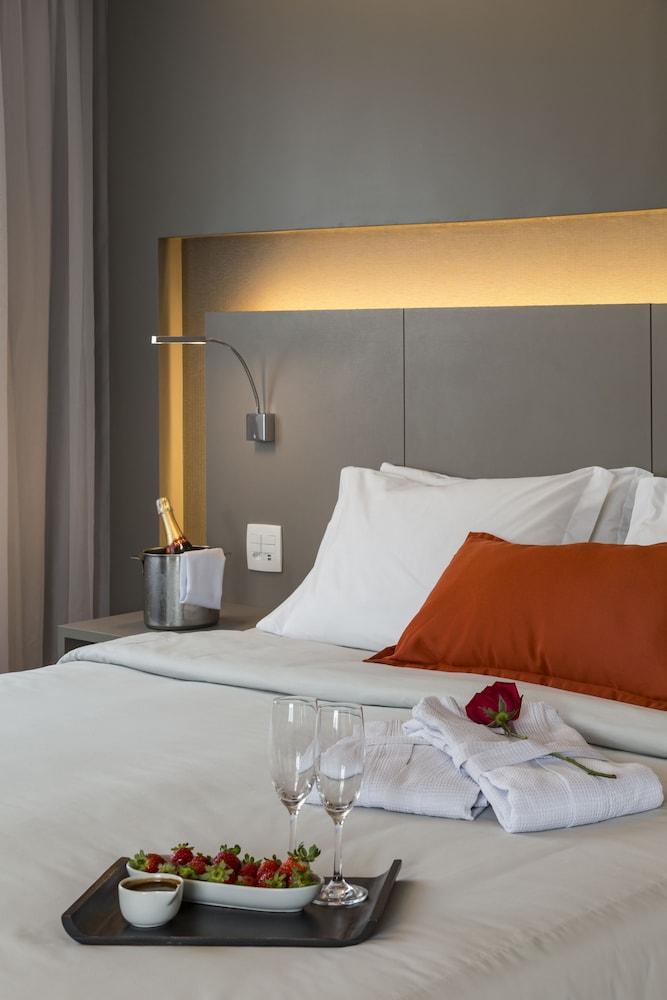 인터시티 이비라푸에라(Intercity Ibirapuera) Hotel Image 18 - Guestroom