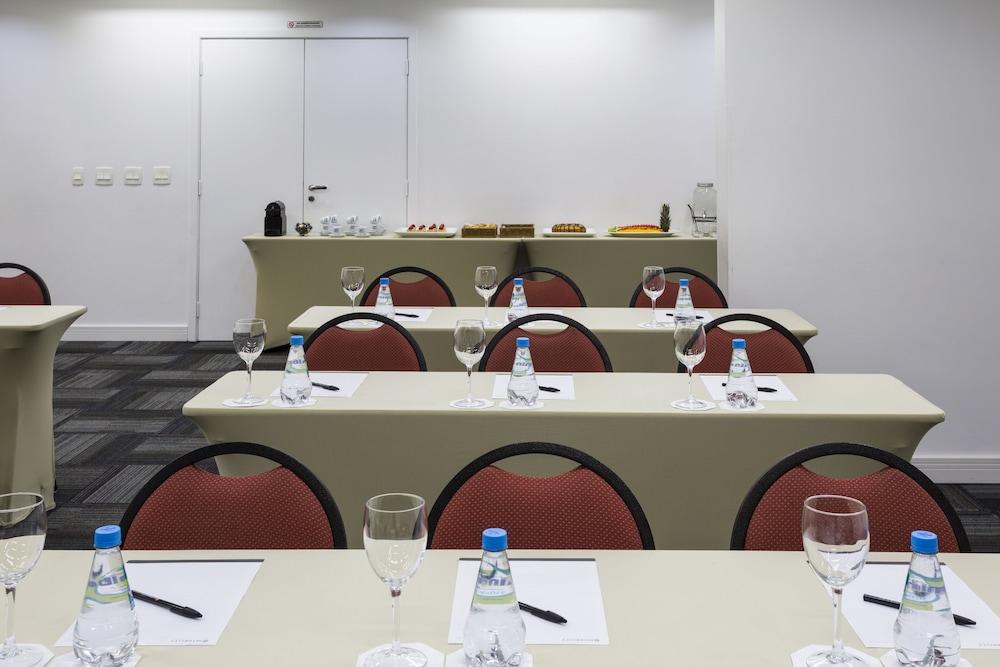 인터시티 이비라푸에라(Intercity Ibirapuera) Hotel Image 62 - Meeting Facility
