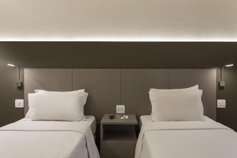 인터시티 이비라푸에라(Intercity Ibirapuera) Hotel Image 29 - Guestroom