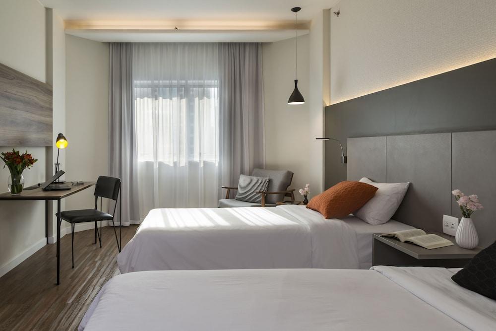 인터시티 이비라푸에라(Intercity Ibirapuera) Hotel Image 16 - Guestroom