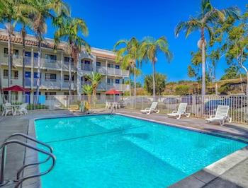 加利福尼亞歐申賽德 6 號汽車旅館 Motel 6 Oceanside, CA