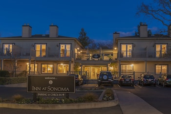 Hotel - Inn At Sonoma - A Four Sisters Inn