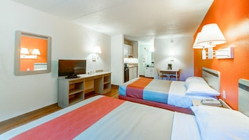 Guestroom at Motel 6 Norfolk in Norfolk