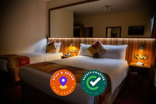 Dublin - West County Hotel - z Rzeszowa, 1 kwietnia 2021, 3 noce