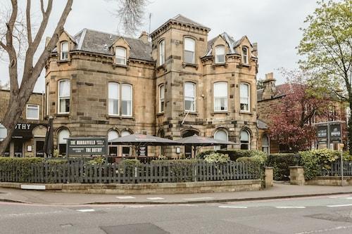 Edynburg - Murrayfield Hotel - z Gdańska, 24 kwietnia 2021, 3 noce