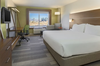 Guestroom at Holiday Inn Express Las Vegas South in Las Vegas