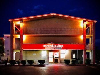 西阿爾伯克基長住 A 套房飯店 Extend-A-Suites Albuquerque West
