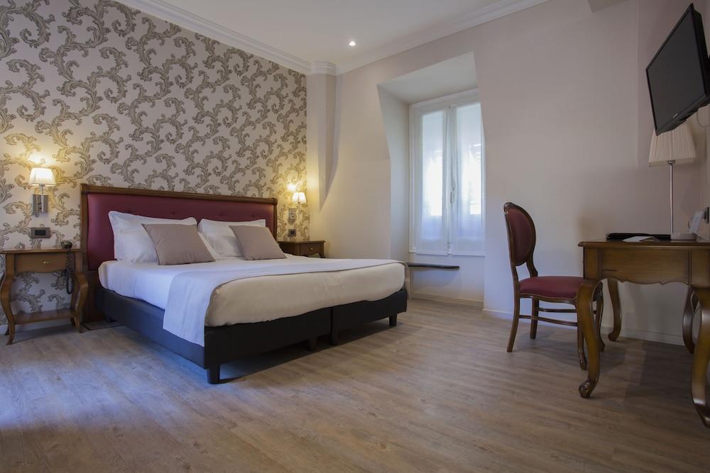 호텔 아스토리아 라팔로(Hotel Astoria Rapallo) Hotel Image 7 - Guestroom