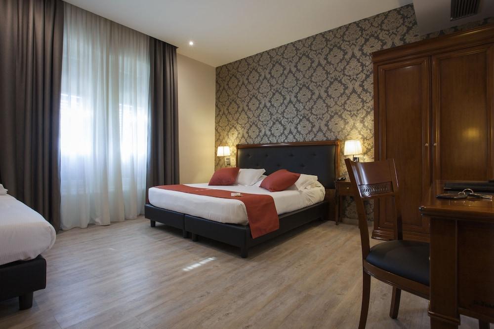 호텔 아스토리아 라팔로(Hotel Astoria Rapallo) Hotel Image 11 - Guestroom