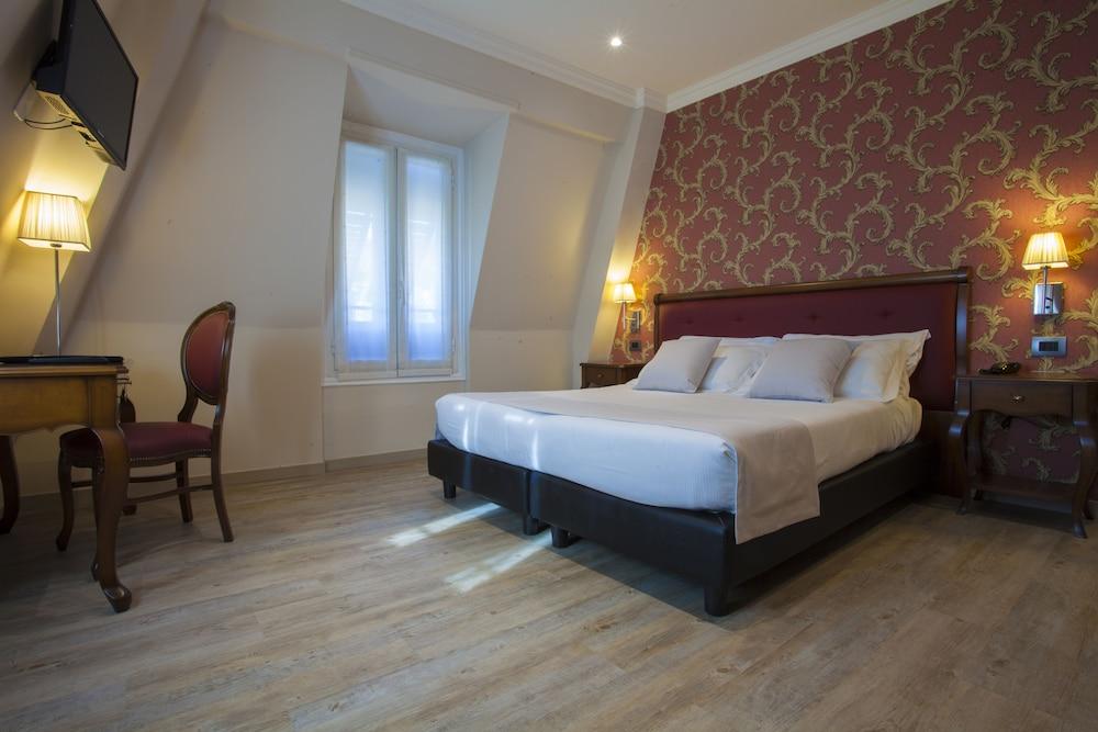 호텔 아스토리아 라팔로(Hotel Astoria Rapallo) Hotel Image 14 - Guestroom