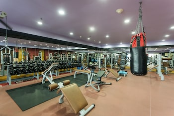 Bellevue Hotel Alabang Gym
