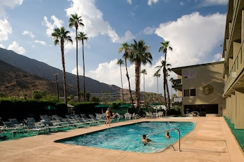 Hotel - Rodeway Inn Palm Springs Downtown