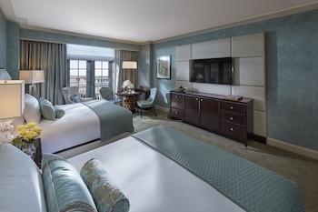 Deluxe Room, 2 Queen Beds, View (Water View)