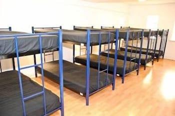 Bed in 20 Bed Dorm