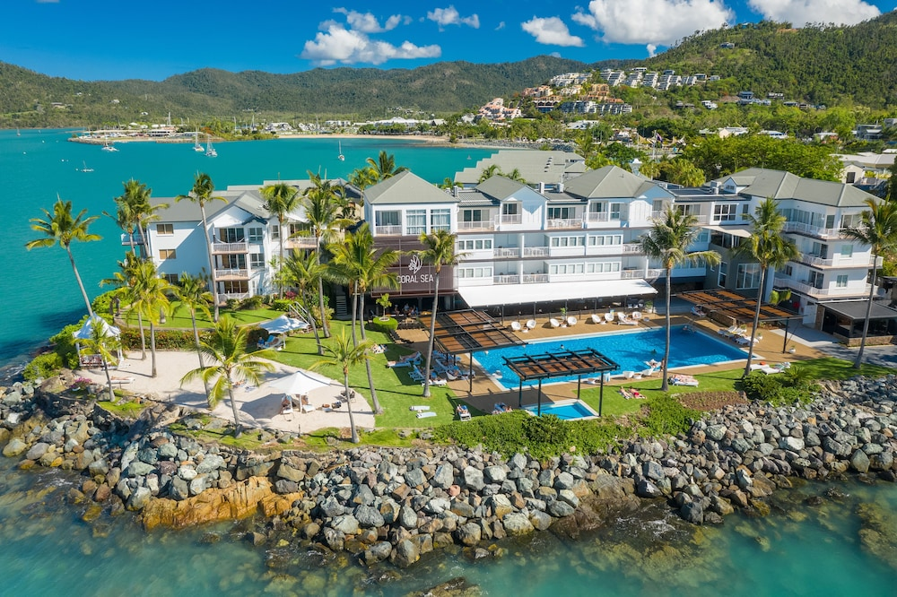 Coral Sea Marina Resort, Airlie Beach