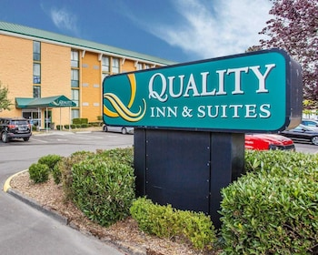 Hotel - Quality Inn and Suites Everett