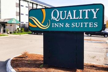 埃弗里特凱藝套房飯店 Quality Inn and Suites Everett