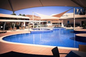 Crowne Plaza Alice Springs Lasseters - Outdoor Pool