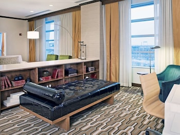 Presidential Suite, Accessible