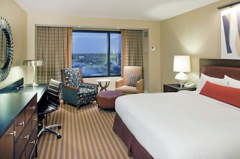 Premium Room, 1 King Bed, Accessible, Bathtub (Mobility & Hearing)