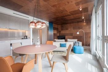 Superior Suite, 1 Bedroom, Kitchenette