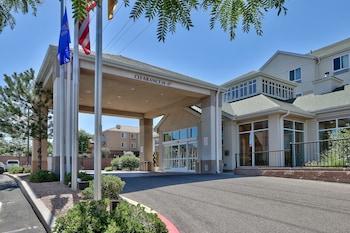 阿爾布開克/日報中心希爾頓花園飯店 Hilton Garden Inn Albuquerque / Journal Center