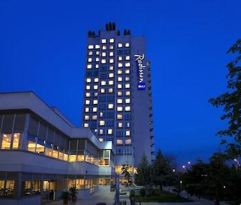 Hotel - Radisson Blu Hotel, Ankara
