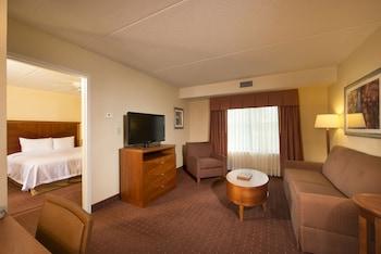 Suite, 1 King Bed, Non Smoking (Larger)