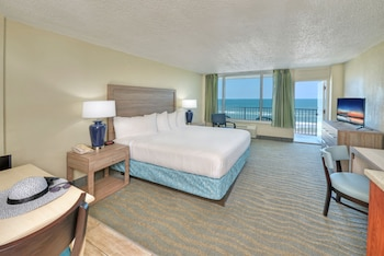Room, 1 King Bed, Kitchenette, Ocean View