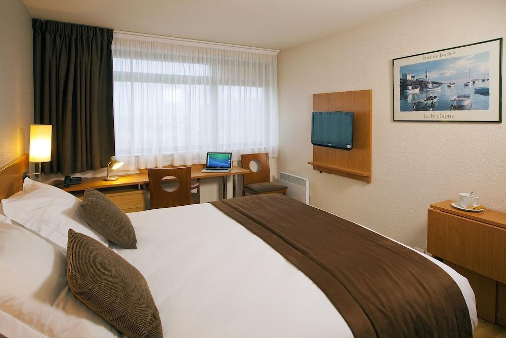 세주르 & 아페레 브레타뉴 - 렌(Séjours & Affaires Bretagne - Rennes) Hotel Image 7 - Guestroom