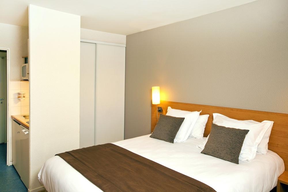 세주르 & 아페레 브레타뉴 - 렌(Séjours & Affaires Bretagne - Rennes) Hotel Image 8 - Guestroom