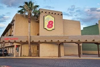 Exterior at Super 8 by Wyndham Las Vegas North Strip/Fremont St. Area in Las Vegas