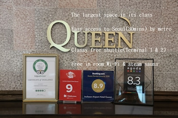 Hotel - Incheon Airport Hotel Queen