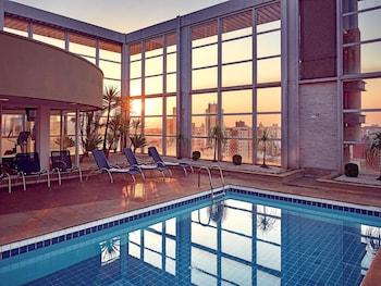 坎皮納斯美居飯店 Mercure Campinas Hotel