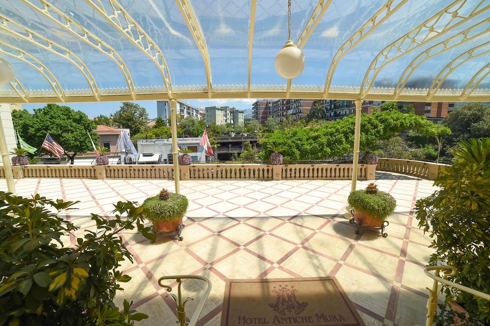 호텔 안티체 무라(Hotel Antiche Mura) Hotel Image 110 - Terrace/Patio
