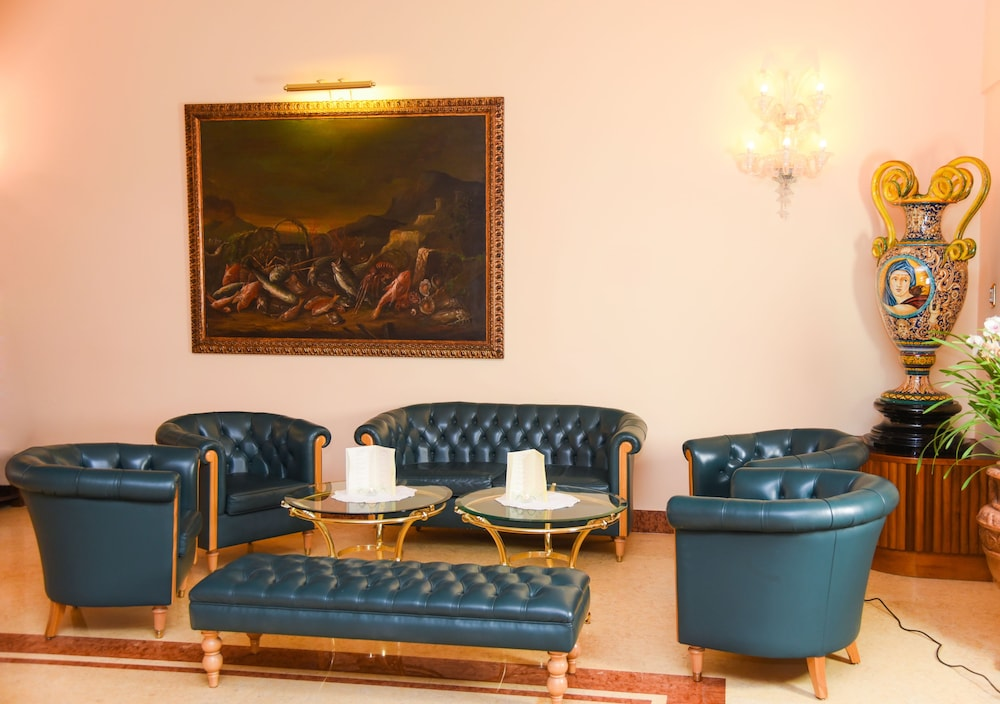 호텔 안티체 무라(Hotel Antiche Mura) Hotel Image 88 - Hotel Lounge