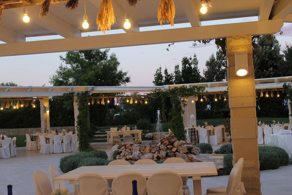 레지오호텔 만프레디(Regiohotel Manfredi) Hotel Image 96 - Outdoor Banquet Area