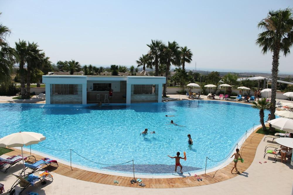 레지오호텔 만프레디(Regiohotel Manfredi) Hotel Image 44 - Pool Waterfall