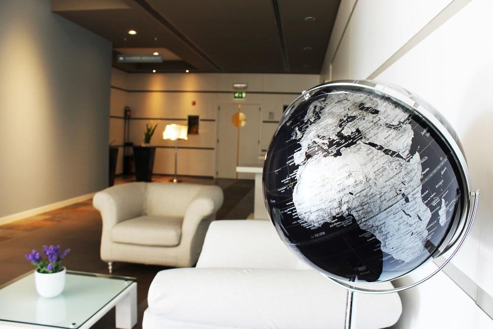 레지오호텔 만프레디(Regiohotel Manfredi) Hotel Image 4 - Lobby Sitting Area