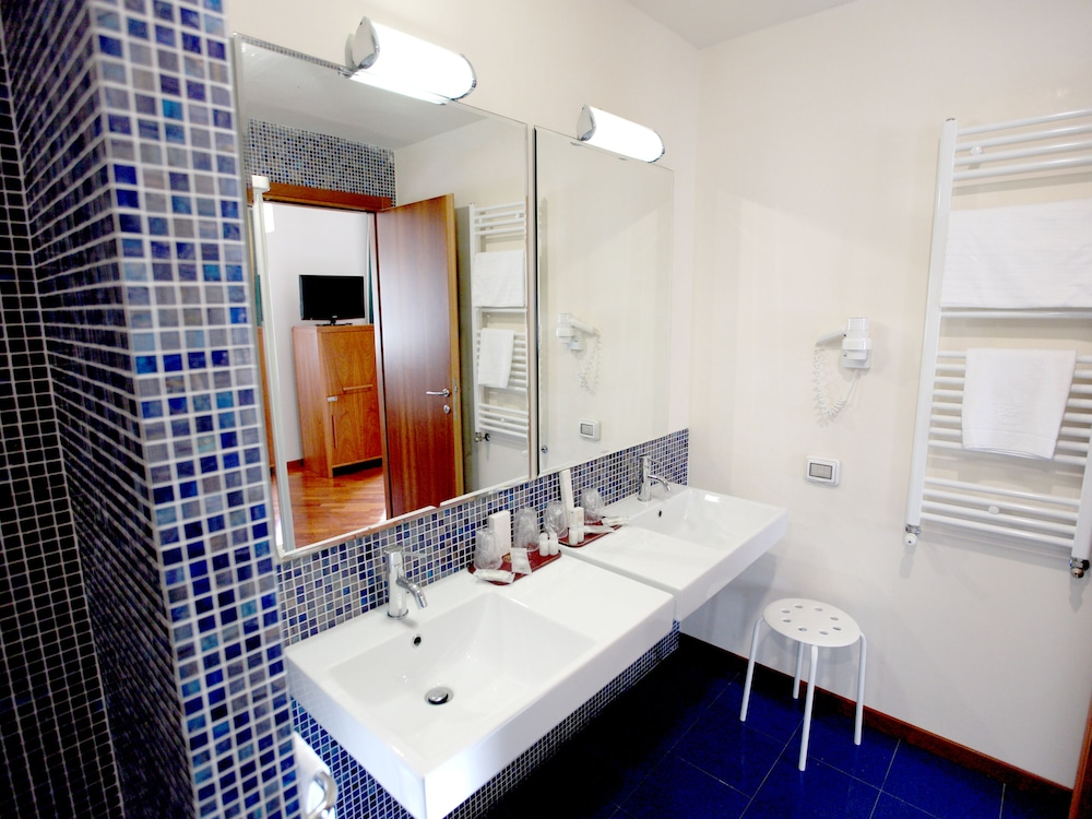 레지오호텔 만프레디(Regiohotel Manfredi) Hotel Image 32 - Bathroom
