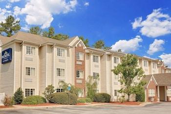 奧古斯塔/里弗瓦奇米克羅溫德姆套房飯店 Microtel Inn & Suites by Wyndham Augusta/Riverwatch