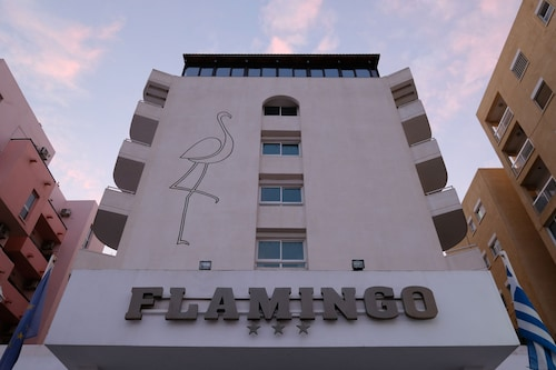 Larnaka - Flamingo Beach Hotel - ze Szczecina, 2 kwietnia 2021, 3 noce