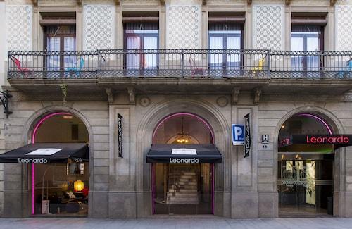 Barcelona - Leonardo Hotel Barcelona Las Ramblas - z Warszawy, 15 kwietnia 2021, 3 noce