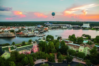 Hotel - Disney's Saratoga Springs Resort & Spa